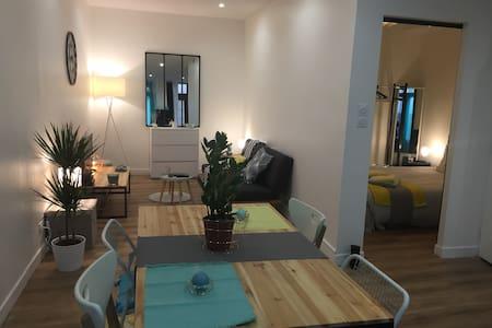 T2 REFAIT À NEUF HYPER CENTRE BREAKFAST INCLUDED - Orléans - Apartment - 2