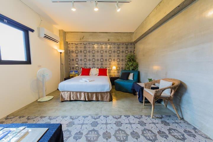 2017-ALL NEW apartment in city馬公市全新套房雅居