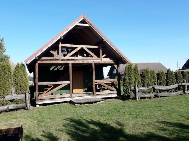 Farmhouse in Grabupiai