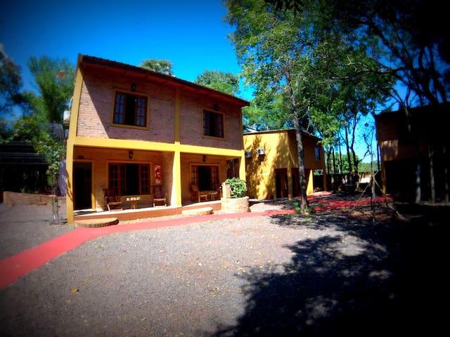 Duplex Selvático. Súper tranquilo - Puerto Iguazú