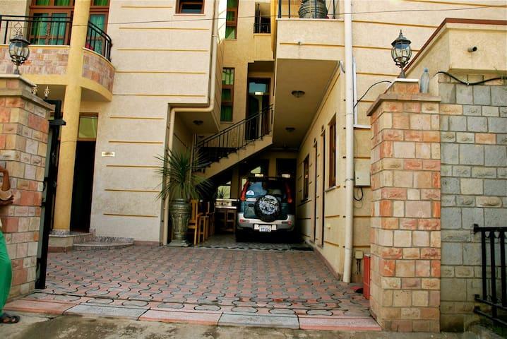 Best Hotel in Addis.