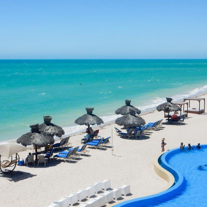 Cool Beachy Condo at Laguna Shores Resort