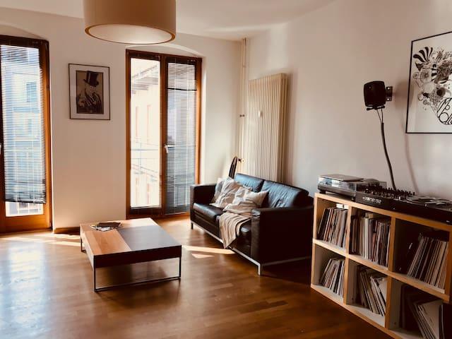 Modern, quiet, central Apartment in Berlin-Mitte