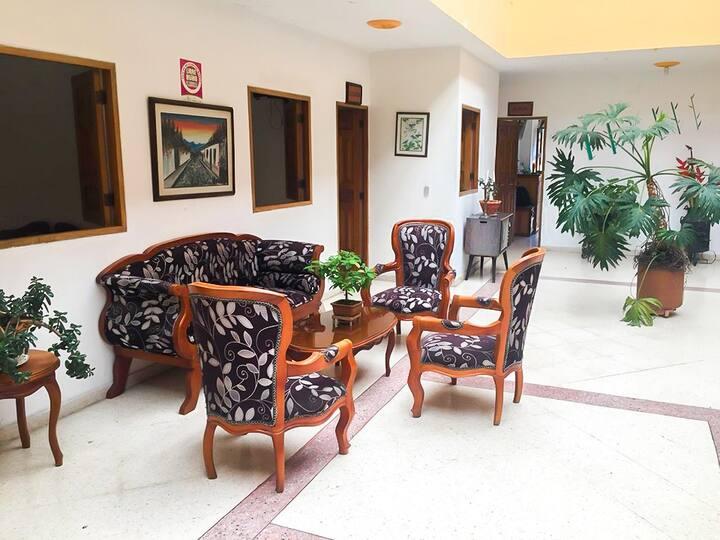 Hotel Poblanco By Rotamundos