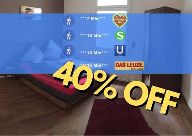 #Yin Business Special (Walking Dist.) 40%OFF