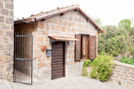 Casetta Borgo near lake
