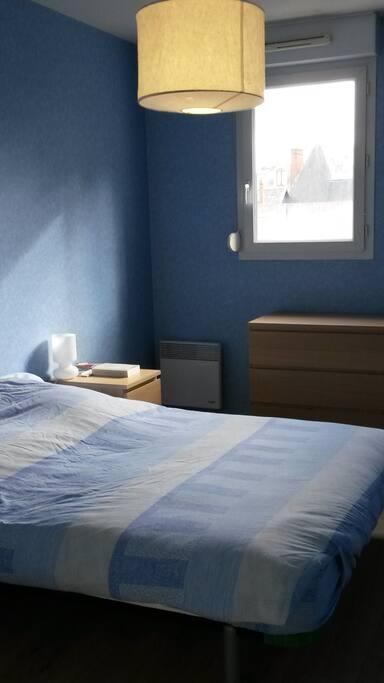 Chambre 1 (1 lit double)