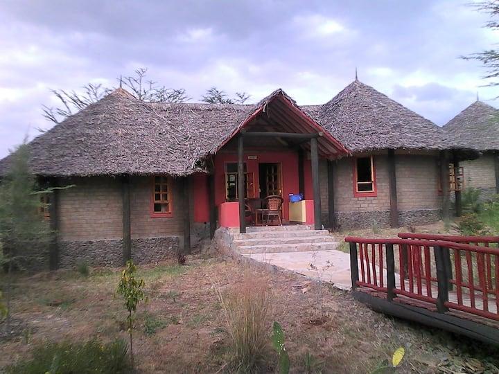 Family Villa in a Boutique Rustic Lodge