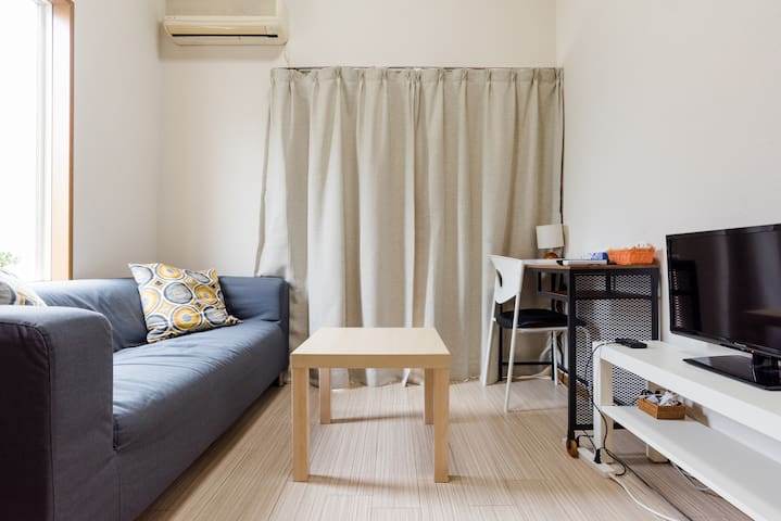 HOYO東京Ikebukuro#211+Free PocketWiFi/10min from sta