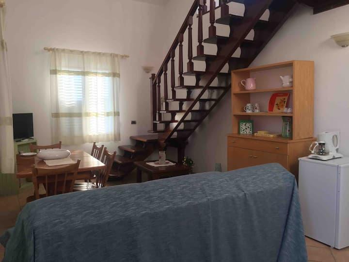 Appartamento luminoso ed accogliente.
