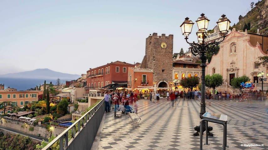 Belvedere di Taormina