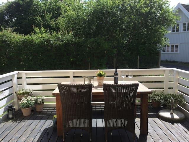 Summer in Hornbæk - Hornbæk - Apartment