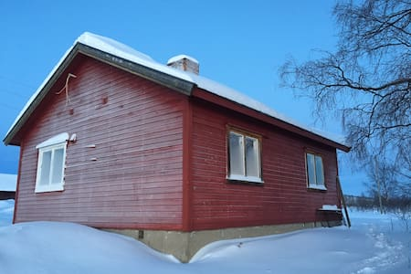 Sami old house / cottage