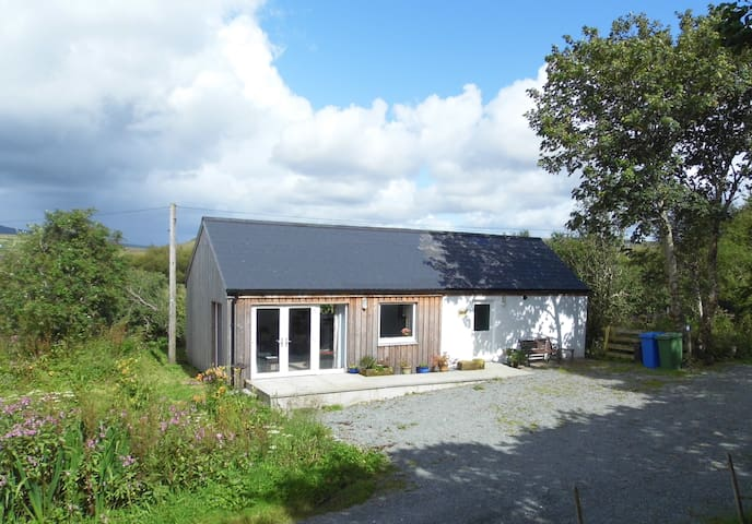 'Crab Cottage', self catering, Skye - Struan, Isle of Skye