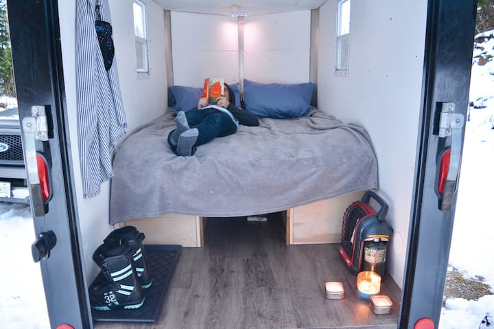 Cute adventurous living space - Whistler - Camper/RV