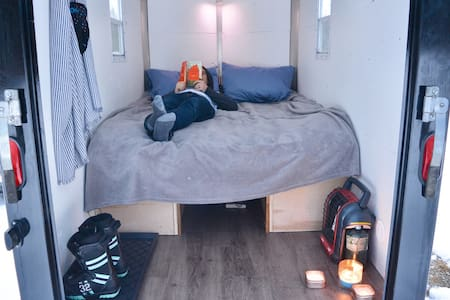 Cute adventurous living space - Whistler - Karavan