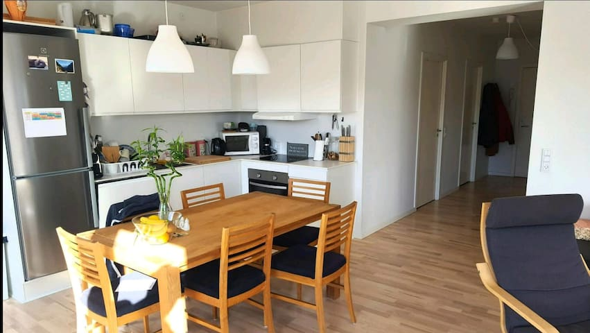 Lovely Double Room, near to the City Center! =)