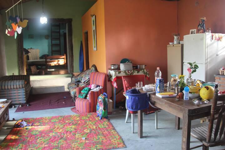 CASA DE CAMPO EM IBIÚNA - Ibiúna - Dom