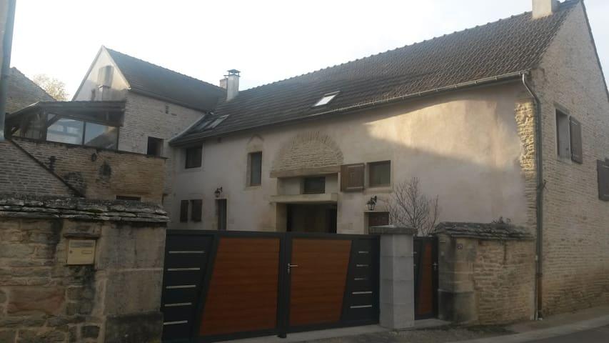 B&B La Maison du Général - Marey-lès-Fussey