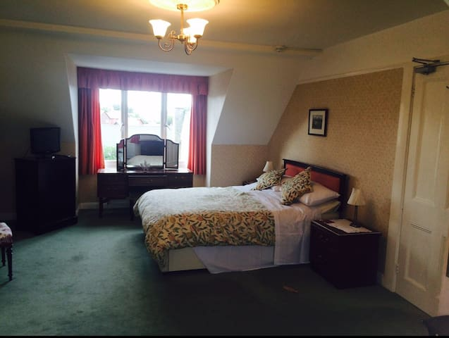 Family suite in the heart of Bamburgh