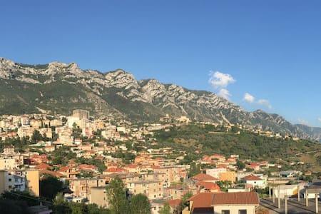 Best view of Kruja - Krujë - Apartmen
