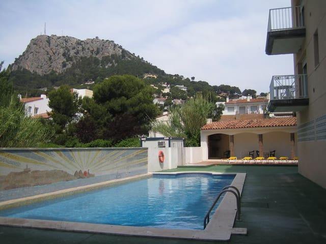 Hermoso apartamento cerca de la playa