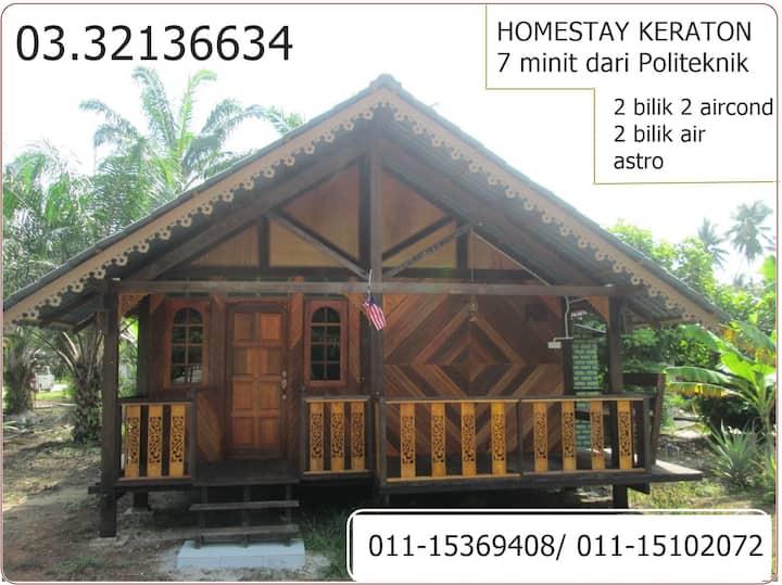 Homestay Kayu Keraton