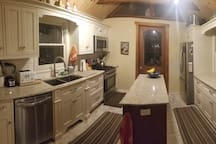 Kitchen (Panoramic Photo)