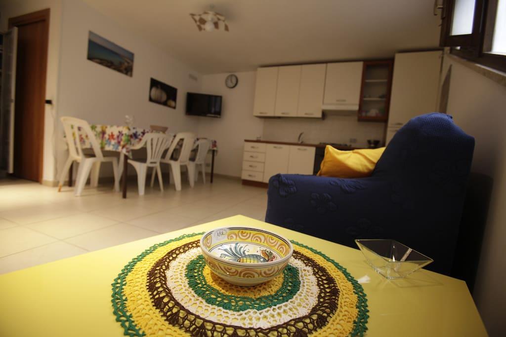 Affitto Appartamento Favignana