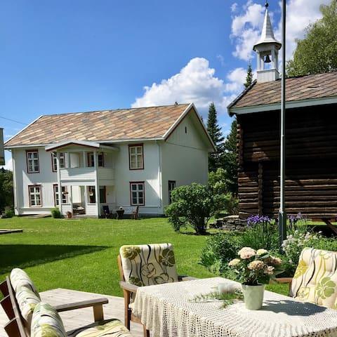 Skjeggestad Gjestehus