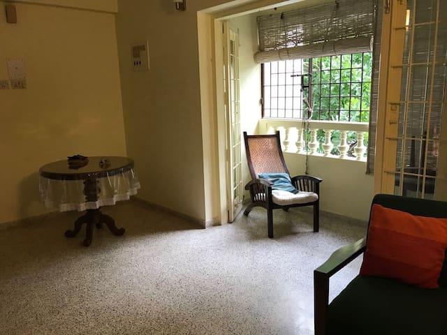 R A Puram Apartment