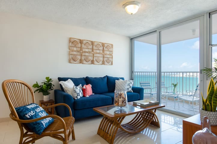 The Seagull | 2 bedroom with breathtaking ocean views | 3 month rental minimum