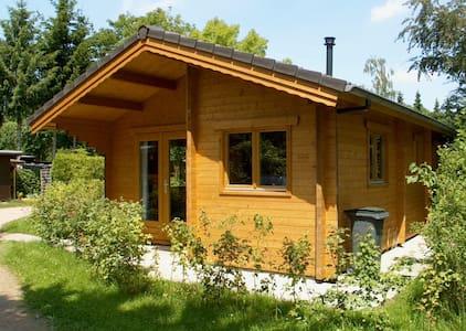 Finse bungalow op vakantiepark in Winterswijk - Winterswijk Henxel