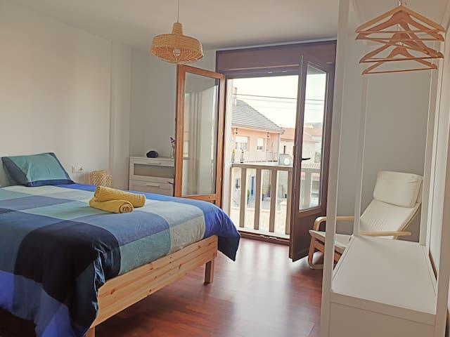Boaola Surf House  - Malu double room (Razo)