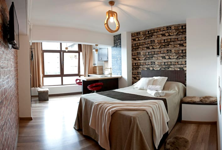 Designer Studio (Sibiu Lotus Apartments)