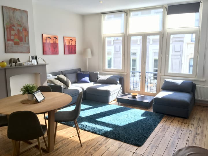 Beautiful apartment in city centre