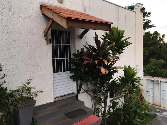 Ótimo flat 70m² em Sousas - Campinas - Campinas - Byt se službami (podobně jako v hotelu)