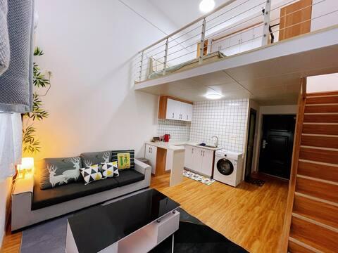 金宇路loft公寓,交通便利,黄金位置