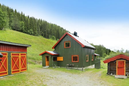 Rooms in traditional Norwegian cabin - Etnedal - Hus