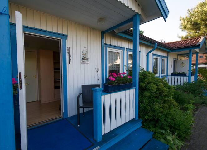 Ferienhaus Gabi Wohnung 2 - Wiek - Apartamento