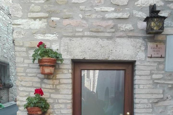 Assisi Casa del Frate