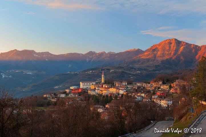 Casa Balestro - Altissimo (Vicenza) - Italy