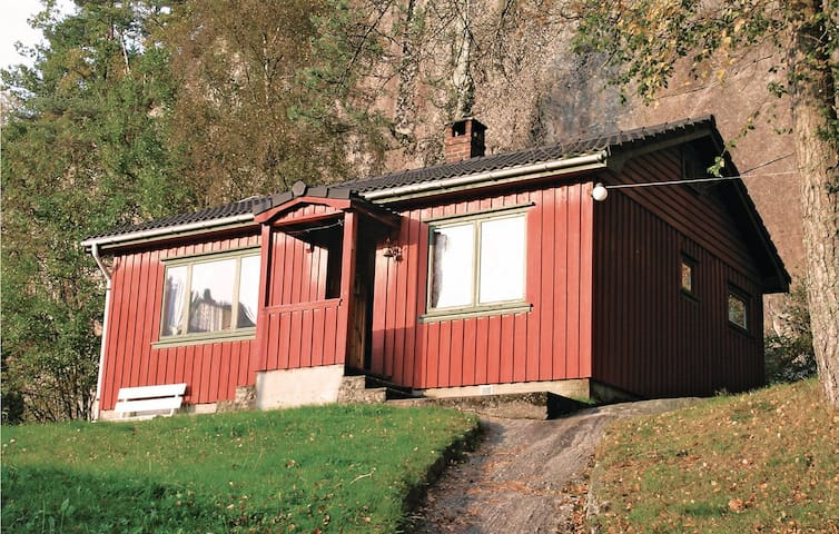 Holiday cottage with 2 bedrooms on 52 m² in Kvinesdal