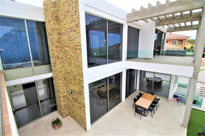 Fabulose Villa Jazz with Ocean view