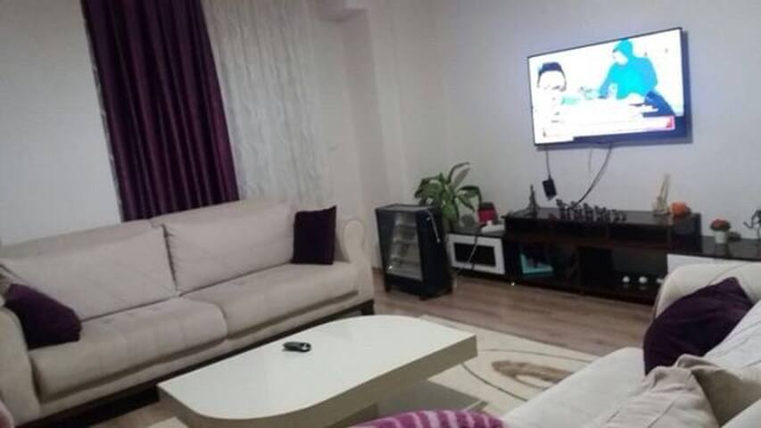 Apartment near the İzmir Adnan Menderes airport .