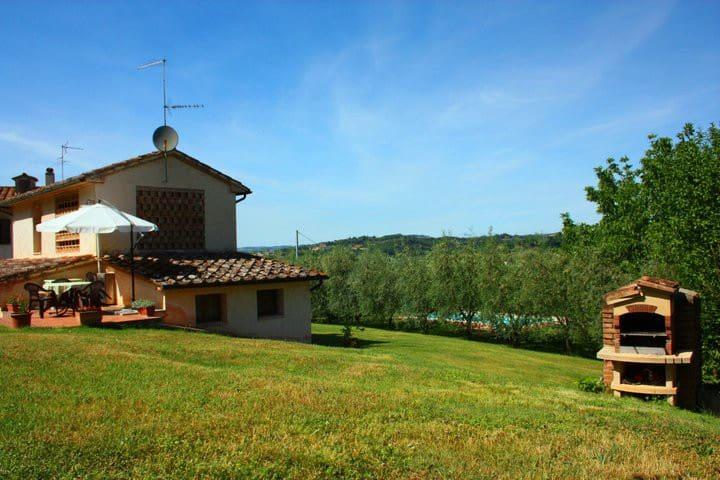 Castagneto Holiday house - Poggibonsi