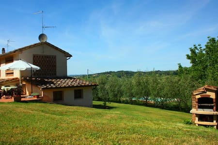 Castagneto Holiday house - Poggibonsi