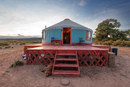 Primitive Yurt Camping Tent