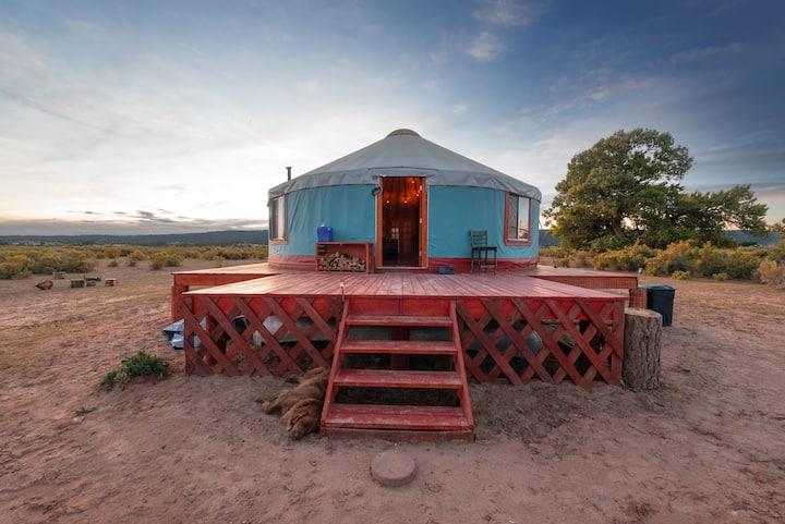 Yurt Camping Tent
