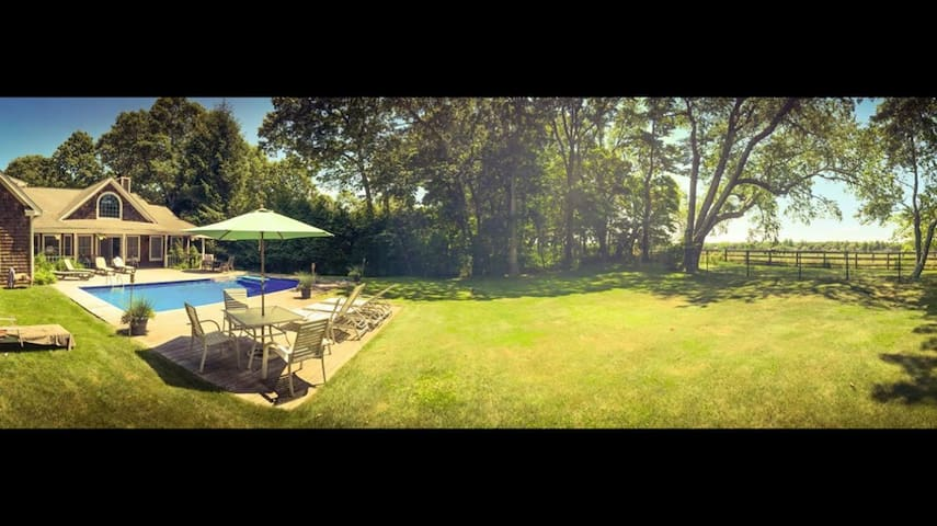 Southampton: Summer Midweek Rental- One of a Kind! - Water Mill - House